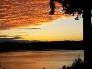 See the Ocean from Bed and Bath at Suncrest Cottage B&B - Salt Spring Island vacation rentals