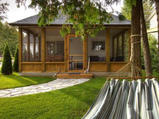 Mac's Shacks Waterfront Cottages - The Cedars - Lion's Head vacation rentals