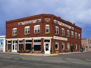 Steam Train Hotel- charming town of Antonito, CO - Marathon vacation rentals