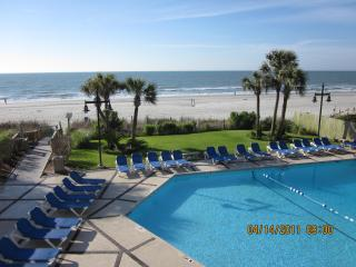 Picturesque View Ocean Front Efficiency - Myrtle Beach vacation rentals