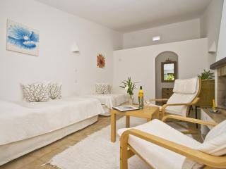 Studio apartment with beautiful garden vieuw . - Luz vacation rentals