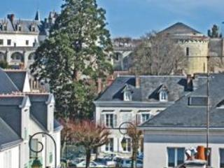 Historic Townhouse in Old Amboise with Castle View - Centre vacation rentals