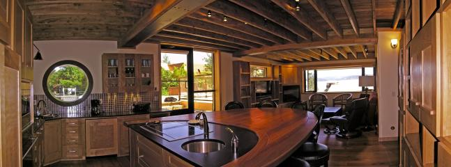 Dining Area - Newly Renovated Luxury Marina Front Loft - Coeur d'Alene - rentals