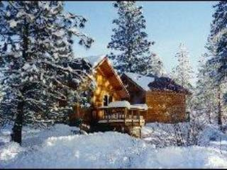 Our snug cabins are cozy, charming - Eagle Pine Chalets - Winthrop - rentals