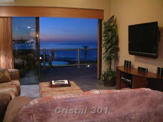 Las Palomas Cristal 301 Luxury 3 Bed Oceanfront - Northern Mexico vacation rentals