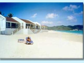 BEACHSIDE VILLAS...secluded Beachfront hideaway... perfect get-away! - Saint Martin-Sint Maarten vacation rentals