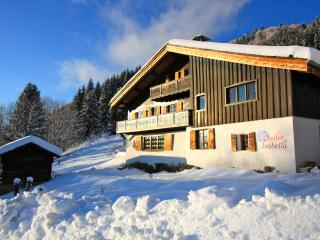 Chalet Isabella a beautiful Alpine Farmhouse - Haute-Savoie vacation rentals