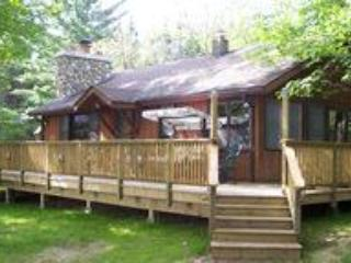 Jefferson's Landing Lakeside Cabin - Maki Cabin - Conover vacation rentals