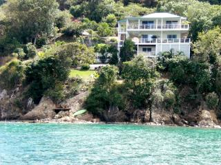 2 BdRm  Coral Bay Waterfront. Great Snorkeling - Saint John vacation rentals