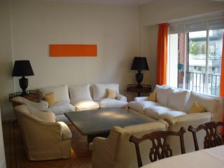 Bright and Spacious 4 BR in Palermo: Great Balcony - Buenos Aires vacation rentals