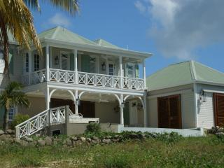 Beautifully Decorated Waterfront Villa - Nevis vacation rentals