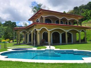 Epic ocean and mountain view 3 bedroom home in Osa - Tres Rios vacation rentals