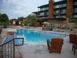 Waterstone On lake Travis 2 bedroom modern luxury - Poolside and Lake Front - Lago Vista vacation rentals