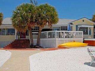 BEST BEACH FRONT DEAL! MID ISLAND VACATION HOME - Fort Myers Beach vacation rentals