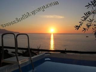 Amazing Villa with Isle Capri/Ocean view and pool - Sorrento vacation rentals