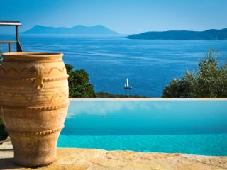 Luxury seafront villa w/ pool&jacuzzi - Sivota vacation rentals