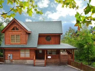 7th Heaven a three bedroom cabin. - Sevier County vacation rentals