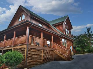 Celebration Lodge Four Bedroom Cabin in Pigeon Forge - Tennessee vacation rentals