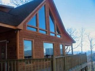 Heaven on Earth - 5 acres, secluded, mountain views - Bryson City vacation rentals