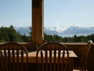 A Glacier Vista in Beautiful Homer Alaska - Alaska vacation rentals