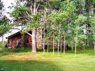 3 Bdr Log Cabin(Pine Crest) Historic CCC Getaway! - Custer vacation rentals