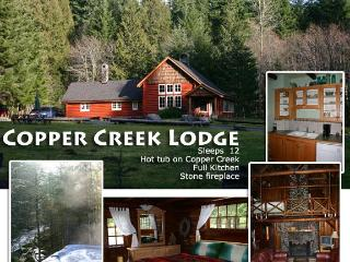 Copper Creek Lodge at Mt Rainier - South Cascades Area vacation rentals