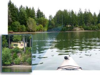 Pirates Cove Caboose ~ Puget Sound Waterfront - Allyn vacation rentals