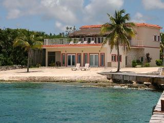 Villa Debra - Luxury ON the Beach - Yucatan-Mayan Riviera vacation rentals