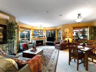Heart of Whistler Village - 270 Degree Mountain and Stroll Views - British Columbia Mountains vacation rentals