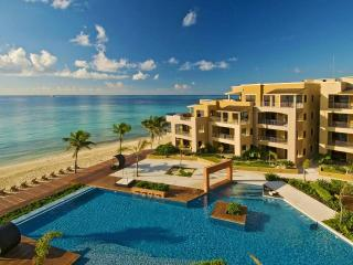 3 BR Luxury Beachfront Condo! - Playa del Carmen vacation rentals