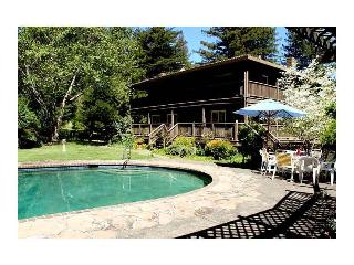 SEQUOIA RETREAT - California Wine Country vacation rentals