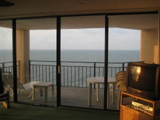 Unique!  Floor to Ceiling Oceanfront Windows - Garden City Beach vacation rentals