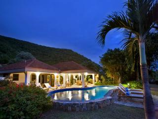 A Villa On The Beach at Mahoe Bay, Virgin Gorda - Beachfront, Panoramic Views, Tennis Courts - Mahoe Bay vacation rentals