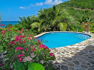 Villa Del Sole & Piccolo Sole at Mahoe Bay, Virgin Gorda - New Gazebo, Private Pool, Communal Tennis Courts - Mahoe Bay vacation rentals