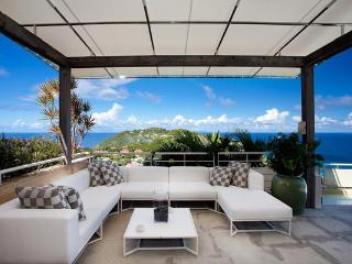 Luxurious mountaintop villa with magnificent views from every room WV DON - Colombier vacation rentals