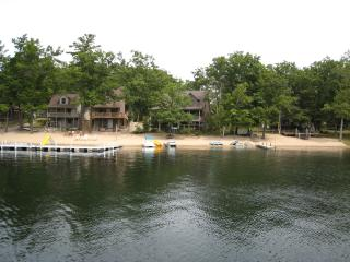 Beautiful vacation homes on Budd Lake, Harrison MI - Northwest Michigan vacation rentals