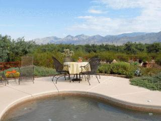 1 or 2 br. Casitas on 20 acres of lush Desert - Tucson vacation rentals