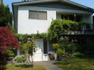 FURN. 2BR GARDEN LEVEL SUITE/HSP INT/UTIL/LAUNDRY - Vancouver vacation rentals