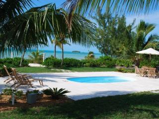 Designer Beachfront Villa with Private Pool & Boat - Long Island vacation rentals