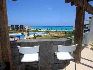 Beachside Oceanview Golf Penthouse - OasisSoleado - Playa del Carmen vacation rentals