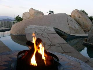 Metaphysical Retreat Home on Private Mountaintop - San Diego County vacation rentals