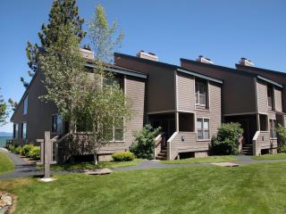 Lakefront townhouse/condo - South Lake Tahoe vacation rentals