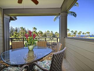 Exquisite spacious three bedroom three bath oceanview Halii Kai - Kailua-Kona vacation rentals