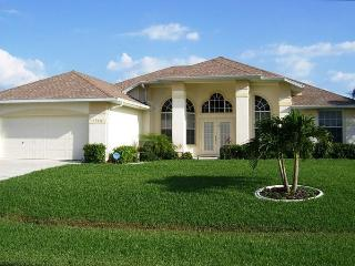 Villa-Selina, waterfront, Gulf access villa - Cape Coral vacation rentals