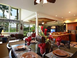 SUMMER SPECIAL 7th NIGHT FREE - 5 Star Rating! Deluxe Poolside Townhome! - Waikoloa vacation rentals