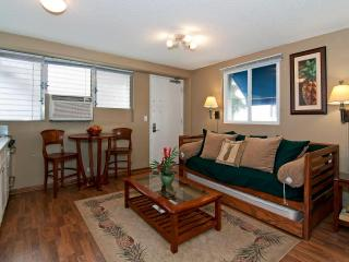 BY THE BEACH! Remodeled Condo in Boutique Hotel - Waikiki vacation rentals