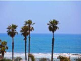 close up white water view from balcony - Great whitewater OCEAN VIEW, remodeled. Sleeps 4. - Oceanside - rentals