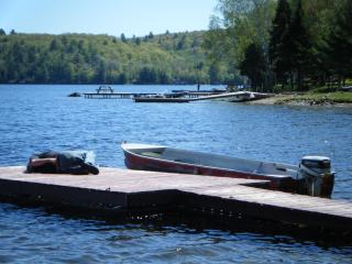 2 bedroom cottages on sandy shores of Kushog Lake - Minden vacation rentals