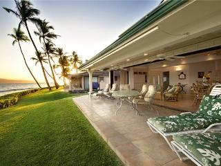 Lahaina 4 Bedroom/4 Bathroom House (Puamana 19-1 (4/4)  Premium OF) - Maui vacation rentals