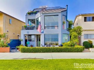 Bayside Breeze - Mission Bay Front Vacation Rental - San Diego vacation rentals